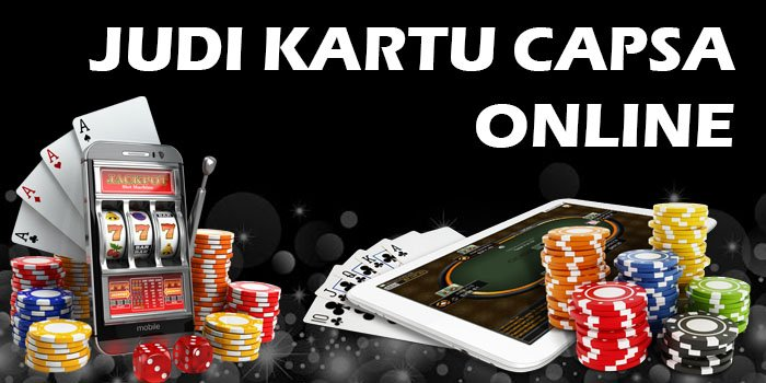 Judi Kartu Capsa Online