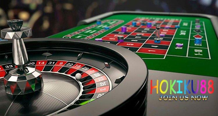 Roulette uang asli