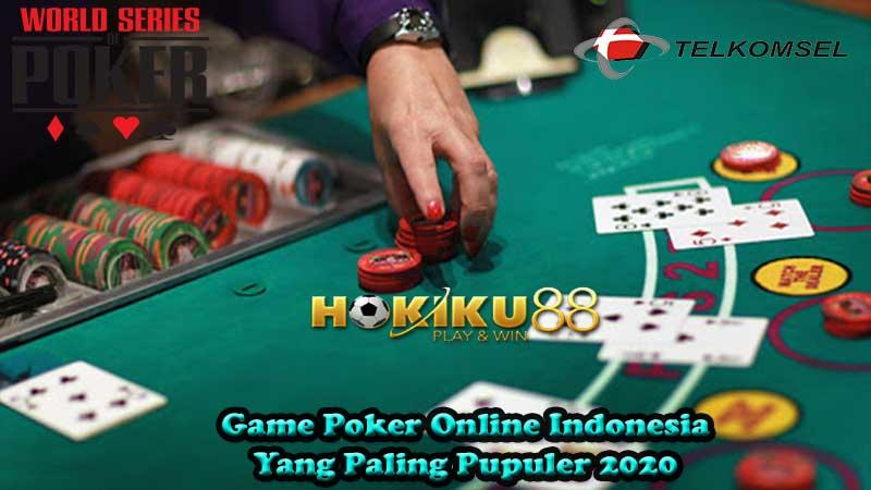 Asal Usul Poker Online